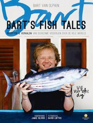 Bart's fish tales - Bart van Olphen, Joël Broekaert
