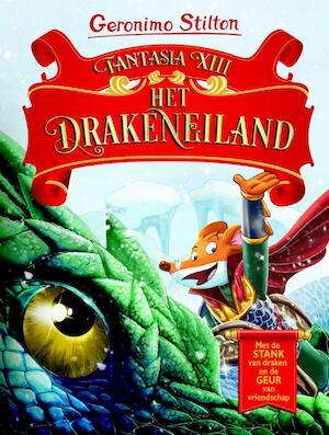 Fantasia XIII - Het drakeneiland - Geronimo Stilton
