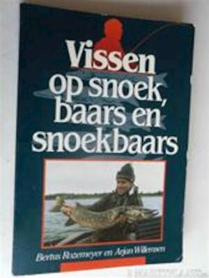 Vissen op snoek, baars en snoekbaars - Bertus Rozemeijer, Arjan Willemsen, W.A. Alphenaar