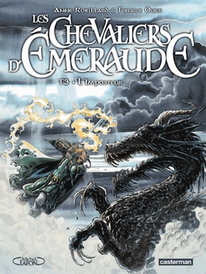 Les Chevaliers d'Emeraude Tome 3 - Anne Robillard, Tiburce Oger