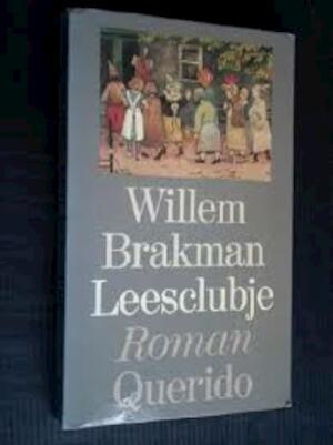 Leesclubje - Brakman