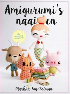 Amigurumi's naaien - Mariska Vos-Bolman