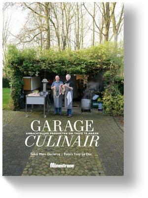 Garage Culinair - Marc Declercq