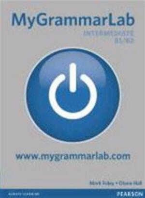 MyGrammarLab Intermediate without Key and MyLab Pack - Diane Hall