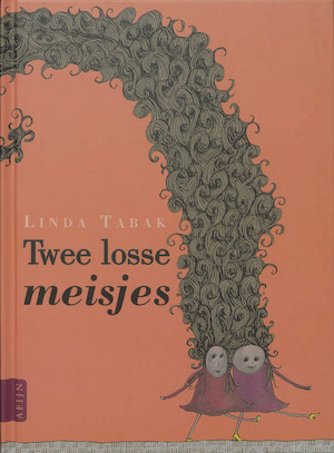 Twee losse meisjes - Luit Tabak