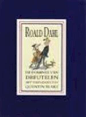 De dominee van Dreutelen - Roald Dahl, Q. Blake, H. Vriesendorp