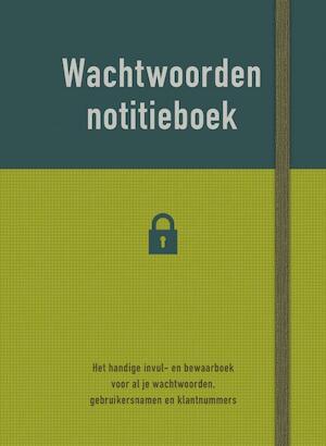 Wachtwoorden notitieboek - ZNU