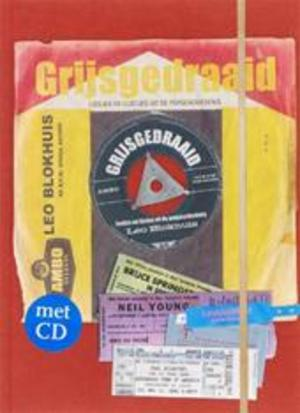 Grijsgedraaid + CD - Leo Blokhuis