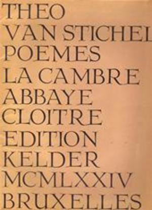 Poemes - Theo VAN Stichel