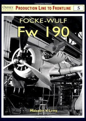 Focke-Wulf Fw 190 - Malcolm V. Lowe