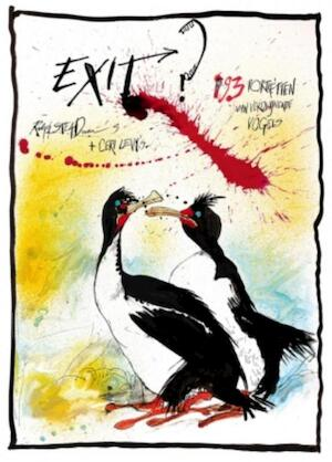 Exit? - Ralph Steadman