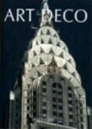 Art Deco - Iain Zaczek