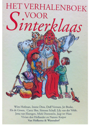 Het verhalenboek voor Sinterklaas / Het verhalenboek voor Kerstmis - Henricus Petrus Egidius Alphonsus Geelen, Willem Hendrik Hofman