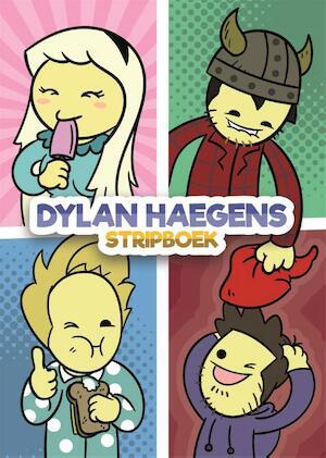 Dylan Haegens Stripboek - Dylan Haegens