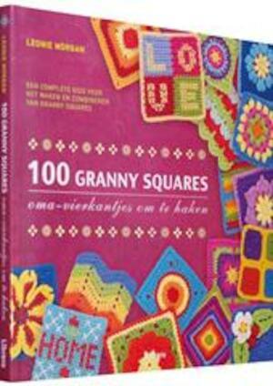 100 Granny Squares Oma S Vierkantjes Om Te Haken De Slegte