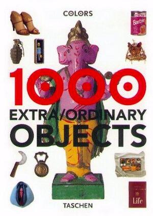1000 extra/ordinaires objets. Edition français-anglais - Carlos Mustienes, Isabelle Baraton