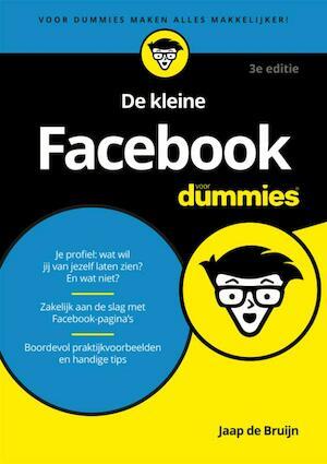 De kleine Facebook voor Dummies, 3e editie - Jaap de Bruijn