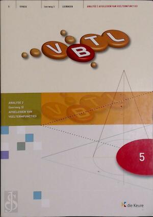 VBTL 5 analyse 2 (leerweg 3) afgeleiden van veeltermfuncties - Unknown