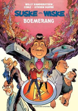Boemerang - Willy Vandersteen
