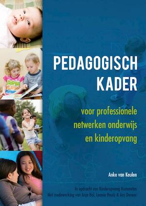 Pedagogisch kader - Anke van Keulen