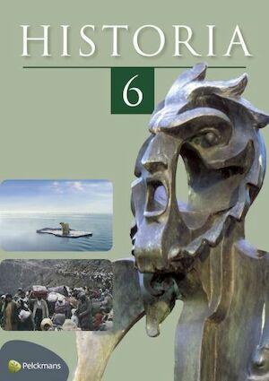 Historia 6 infoboek (2009) - R. Deygere, W. Dupon, Moermans K. / Smits W. / Van Der Meeren C. / Van De Perre S. / Van De Voorde H. / Vankeersbilck J.