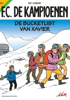 De bucketlist van Xavier - Hec Leemans