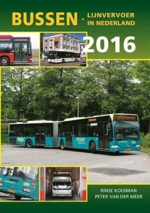 Bussen 2016 - Rinse Kooiman, Peter van der Meer