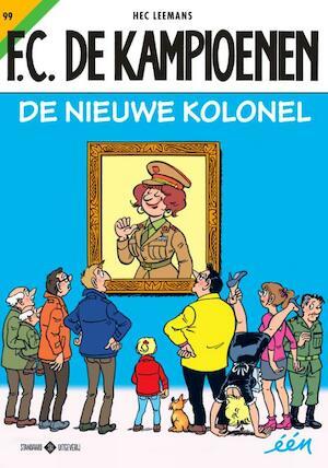99 De nieuwe kolonel - Hec Leemans