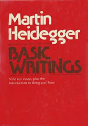 Basic Writings - Martin 1889 - 1976 Autor Heidegger