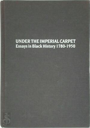 Under the Imperial carpet - Rainer E. Lotz, Ian Pegg