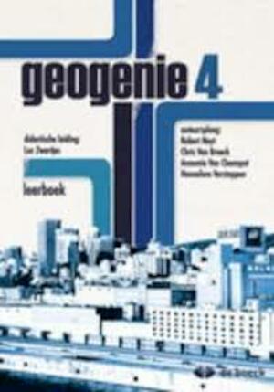 Geogenie 4 - leerboek - Unknown
