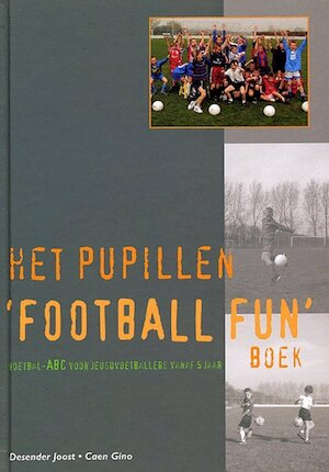Het pupillen football fun boek - J. Desender, G. Caen
