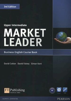 Market Leader Upper Intermediate Coursebook (with DVD-ROM incl. Class Audio) - David Cotton