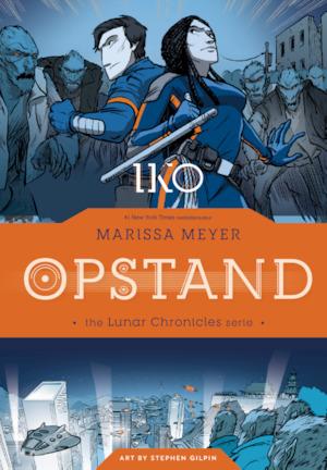 IKO. Opstand - Marissa Meyer