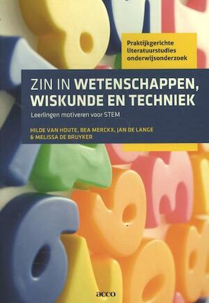 Zin in wetenschappen, wiskunde en techniek - Hilde Van Houte
