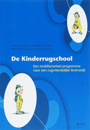 De kinderrugschool - G. Cardon