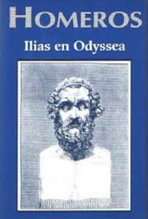 Ilias & Odyssea - Homerus, Oldenburg Ermke Van