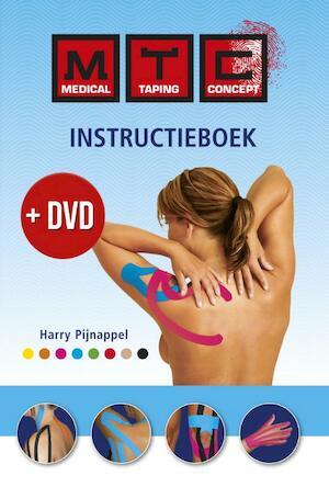 Medical taping instructieboek - Harry Pijnappel, Christina Peter