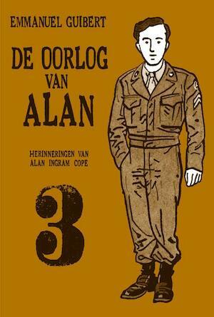 De oorlog van Alan 3 - Emmanuel Guibert