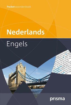 Prisma pocketwoordenboek Nederlands-Engels - A.F.M. de Knegt, C. de Knegt-Bos