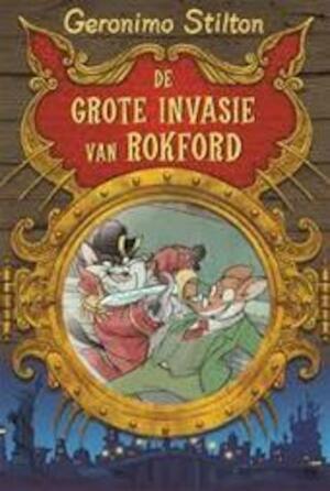 De grote invasie van Rokford - G. Stilton