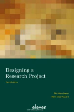 designing a research project verschuren pdf