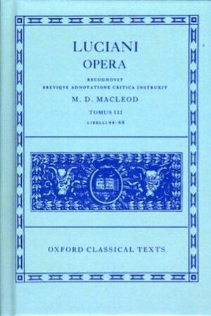 Opera - Lucianus (Samosatensis.)