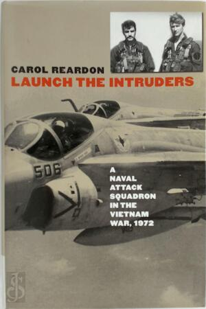 Launch the Intruders - Carol Reardon