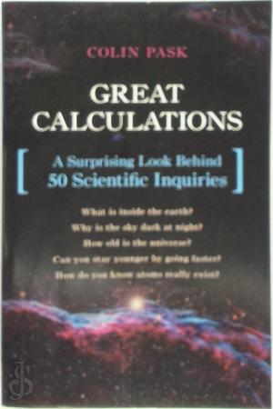 Great Calculations - Colin Pask