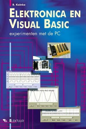 Elektronica en Visual Basic - Burkhard Kainka