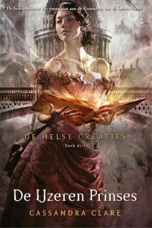 De ijzeren prinses - Cassandra Clare