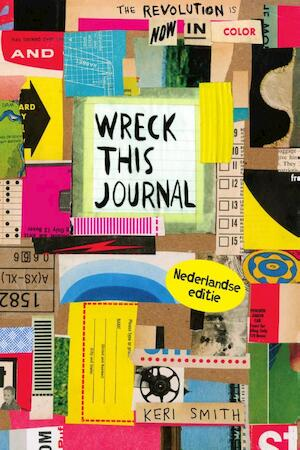 Wreck this journal- jubileumeditie - Keri Smith