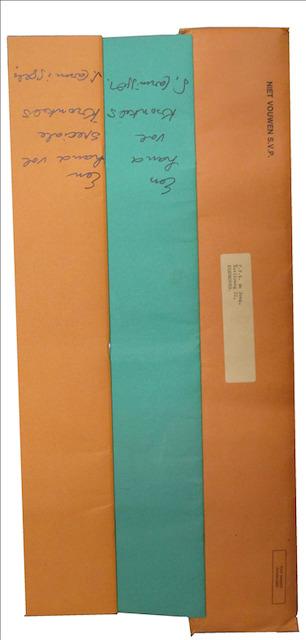 Een hand vol speciale kronkels [2 delen in enveloppe] - Simon Carmiggelt