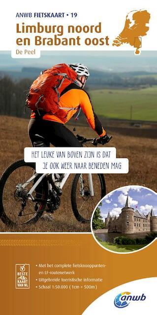 19 Limburg Noord, Brabant Oost & de Peel 1:50.000 -